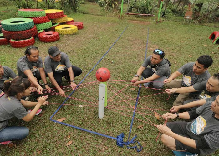 Company Outing Games
